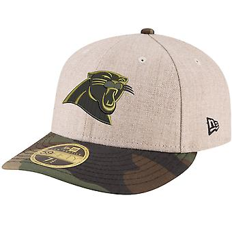 New era 59Fifty LP fitted cap - NFL Carolina Panthers