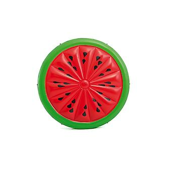 Intex Inflatable Watermelon Pool Lounger Mat 72