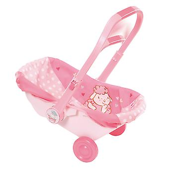 Baby Annabell voyage chaise sur roues