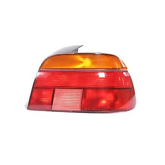 Right Driver Side Tail Lamp (Amber Saloon Models) for BMW 5 Series 1995-2000