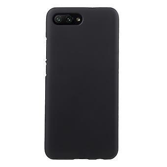 Huawei Honor 10 Plastikowa powłoka - Czarny