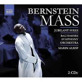 L. Bernstein - Leonard Bernstein: Mass [CD] USA import