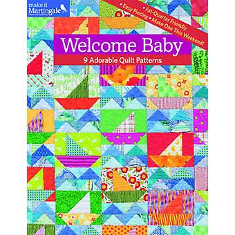 Welcome Baby by That Patchwork Place - 9781604685732 Book