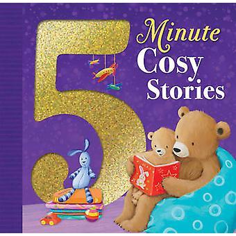 5 minuters mysiga berättelser av olika författare - 9781848693340 bok