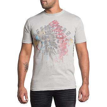 Camiseta de motores nativos de aflicción