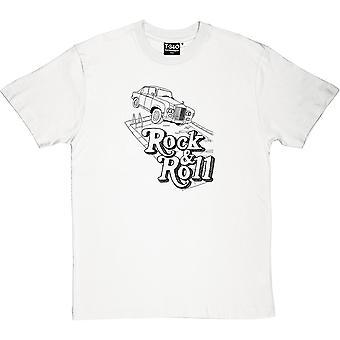 Rock And Roll Rolls-Royce Herren T-Shirt
