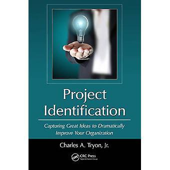 تحديد المشروع--التقاط الأفكار العظيمة تحسن هائل