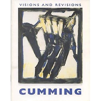 Visions et révisions: travaux de Robert Cumming sur papier (catalogues de Chazen Museum of Art)