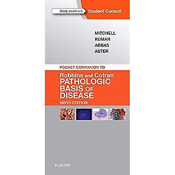 Pocket följeslagare till Robbins & Cotran patologisk grund av sjukdom