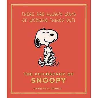 Filosofin av Snoopy: jordnötter Guide till livet