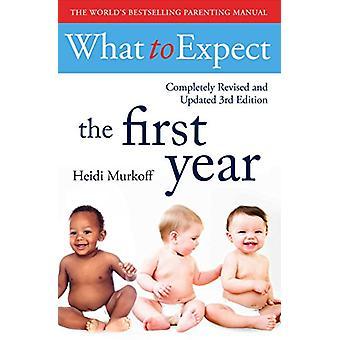 Hva å avente 1. året [rev Edition] av Heidi Murkoff - 97814711