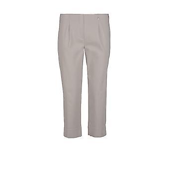 Robell Marie cortadas para calças no cinza