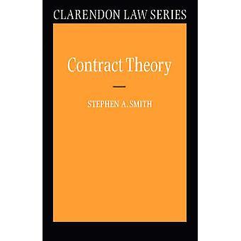 Teoría de contratos por Stephen A Smith