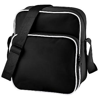 Bagbase Adjustable Retro Day Bag (10 Litres) (Pack of 2)
