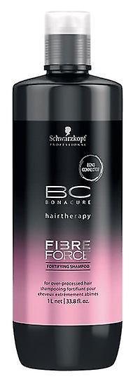 Schwarzkopf Professional Bonacure FibreForce Shampoo 1000ml