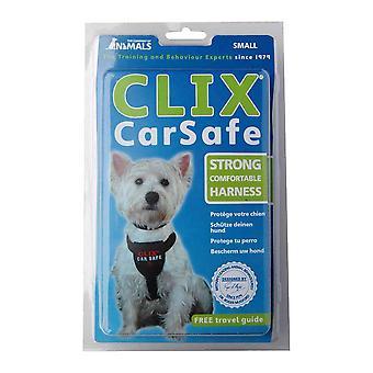Clix auto veilig honden harnas