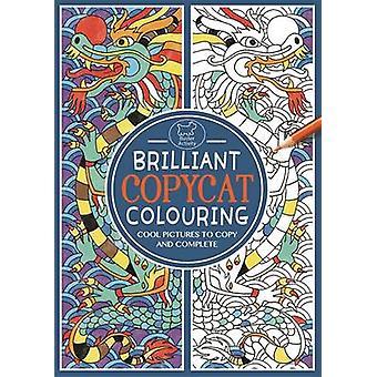 Briljante Copycat kleuren - Cool foto's te kopiëren en te voltooien door Em