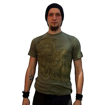 D Vicente Toki Rodder Men's T-Shirt