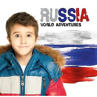 Russia by Harriet Brundle - 9781786371928 Book