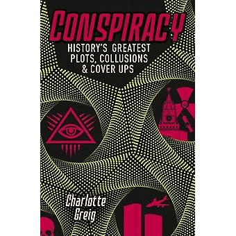 Conspiracy by Charlotte Greig - 9781788280150 Book
