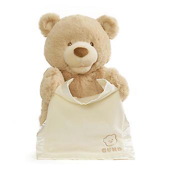 Gund Peek-A-Boo animowany niedźwiedź