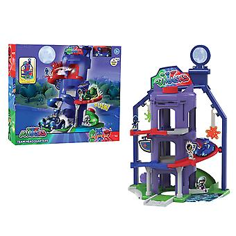 PJ Masks Team Headquarter Playset