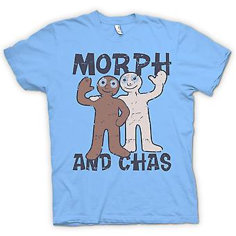 Kids T-shirt - Morph And Chas - Hartbeat Inspired
