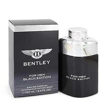Bentley Black Edition by Bentley Eau de Parfum Spray 3,4 oz (miehet) V728-542813