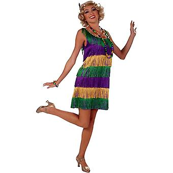 Bright Flapper Adult Costume