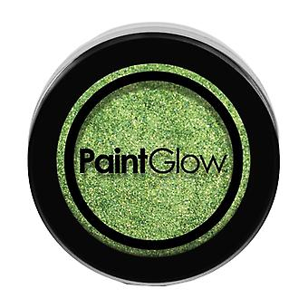 PaintGlow Glitter Shaker holográfico ouro