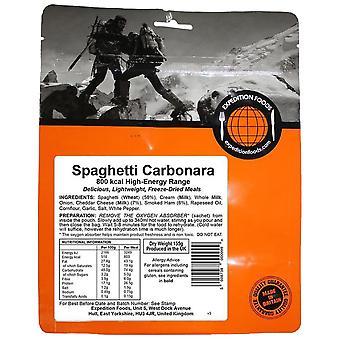 Expedition Foods Noir Spaghetti Carbonara