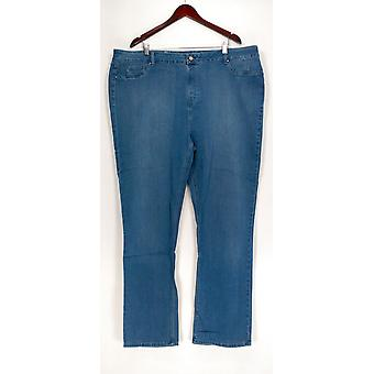 Hot in Hollywood by Laurie Felt Silky Denim Jeans Baby Bell Tall Style # A279108