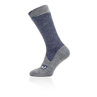 Sealskinz Waterproof All Weather Mid Length Socks - AW20