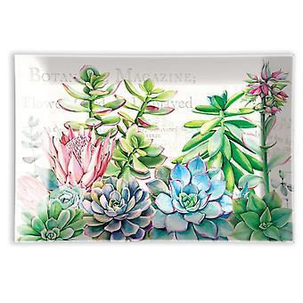 MICHEL DESIGN Roze Cactus Zeepschotel GSDR321