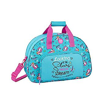 Safta Dreams Children's sports bag - 48 cm - Blue (Azul)