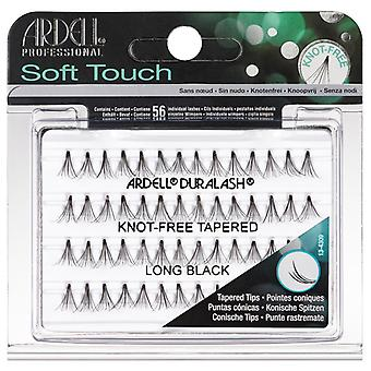 Ardell Duralash Soft Touch Knot-Free Tapered Eyelashes - Long Black