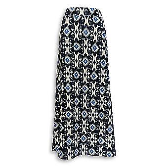 Belle by Kim Gravel Skirt TripleLuxe Knit Smoothing Black A303572