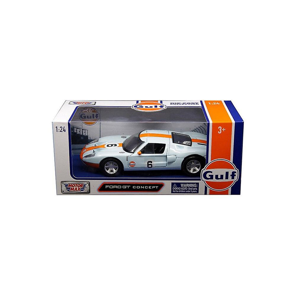 MotorMax GULF  Ford GT Concept Car    1:24