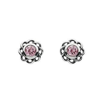 Kit Heath Heritage Heritage Mystic Birthstones October Twist Earrings 3234OCT024