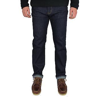 Emporio armani j45 men's navy jeans