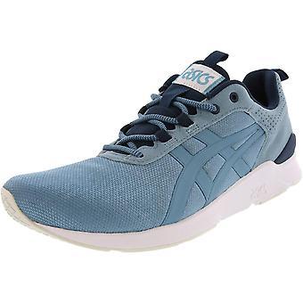 ASICS Tiger Mens Gel-Lyte Runner Low Top Mesh Running Shoes Blue 10 Medium (D)
