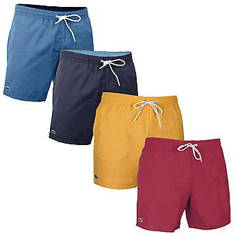 Lacoste mens Plain simma shorts