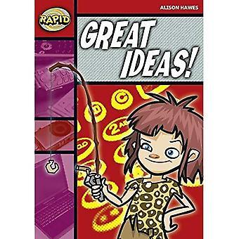 Great Ideas!: Series 2 Stage 2 Set B (Rapid)