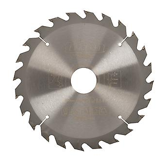 Construction Saw Blade - 165x30mm 24T