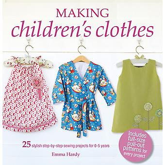 Making Childrens Clothes by Emma Hardy