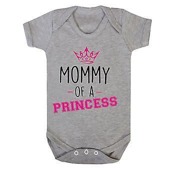 Mommy of a princess babygrow