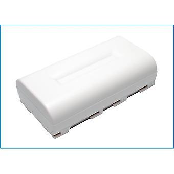 Batterie pour Topcon BT-30 BT65Q BT66Q FC-2200 FC-2500 GTS-750 Sokkia SHC250
