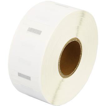 Prestige kaseta™ kompatybilny s0929120 (25mm x 25mm) kwadratowe białe białe etykiety wymienne (750 etykiet na rolkę) dla drukarek dymo labelwriter
