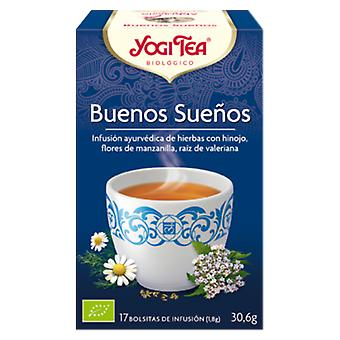 Yogi Tea Dobre sny 17 saszetek (Food, Beverages & Tobacco , Beverages , Tea & Infusions)