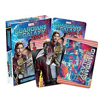 Gotg vol 2 movie playing cards